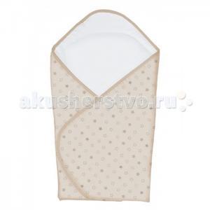 Одеяло-конверт на выписку Stars (принт) Ceba Baby