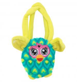 Плюшевая сумка  павлин 12 см Furby