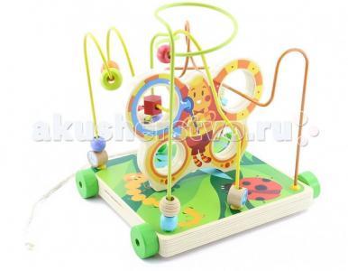 Деревянная игрушка  Лабиринт Бабочка большая Мир деревянных игрушек