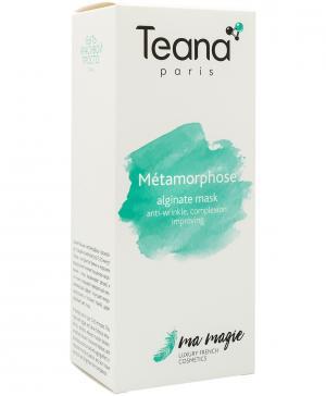 Маска с эффектом миореклаксации высокой концентрацией миоксинола из экстракта семян бамии, 60 г Teana
