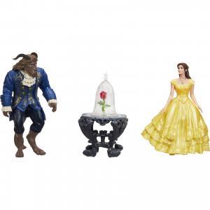 Набор мини-кукол Disney Princess Красавица и чудовище Hasbro