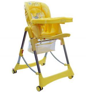 Стульчик для кормления  Piero Fabula Horse, цвет: yellow Jetem