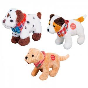 Мягкая игрушка  Музыкальная собачка Piet, Luzie & Lucky 4472 17 см Spiegelburg