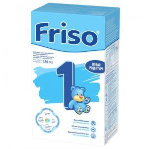 Молочная смесь  LockNutri 1 с рождения, 350 г Friso