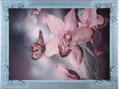 Набор для вышивания бисером Нежная орхидея Color Kit