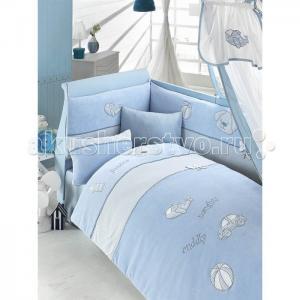 Комплект в кроватку  My Bonny (6 предметов) Bebe Luvicci