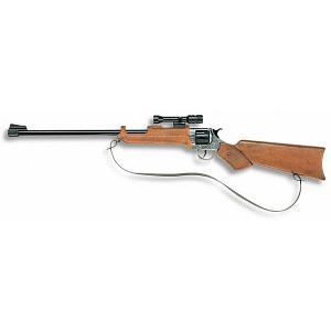 Ружье  Wichita Gewehr Metall Western, 77,3 см Edison. Цвет: коричневый