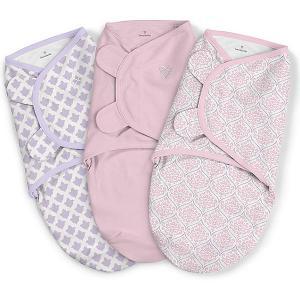 Конверт для пеленания на липучке Summer Infant. Цвет: разноцветный