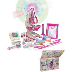 Набор для исследований  Большой микроскоп девочек Eastcolight