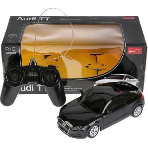 Машина радиоуправляемая  Audi TT, со светом Rastar. Цвет: разноцветный