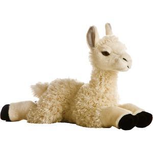 Мягкая игрушка Aurora Лама, 30 см. Цвет: разноцветный
