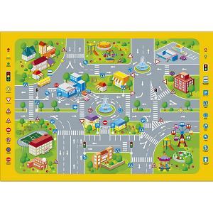 Комплект детской мебели Фея Досуг 301 ПДД. Цвет: бежевый