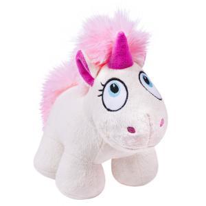 Мягкая игрушка  Единорог Элмо 23 см цвет: розовый Fancy
