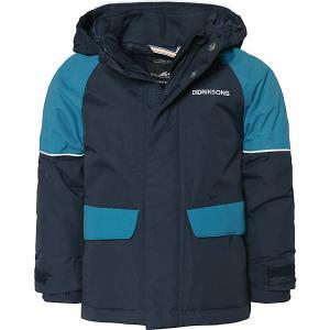 Утепленная куртка Didriksons Ese DIDRIKSONS1913. Цвет: темно-синий