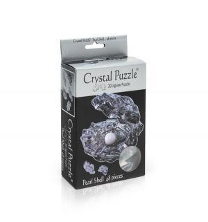 Головоломка 3D  Жемчужина черная цвет: черный Crystal Puzzle