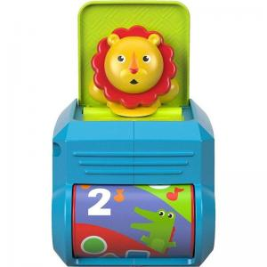 Интерактивная игрушка  Кубик Львёнок Fisher-Price