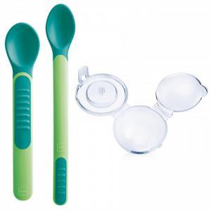 Набор ложек Feeding Spoons&Cover 6+ MAM