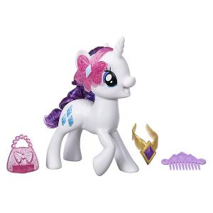 Интерактивная фигурка My Little Pony Разговор о дружбе, Рарити Hasbro