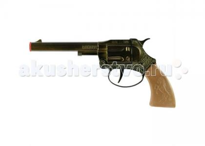 Пистолет Ramrod 100-зарядные Gun Western 178mm в коробке Sohni-wicke