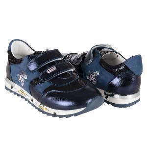 Кроссовки , цвет: синий Bebetom