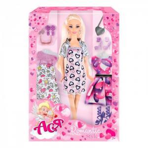 Кукла Ася Романтический стиль дизайн 2 28 см Toys Lab