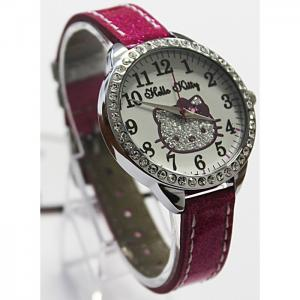 Часы  наручные аналоговые 41239 Hello Kitty