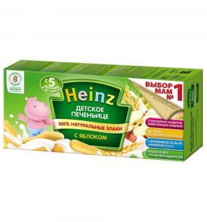 Печенье  с яблоком яблоко, 160 г, 1 шт Heinz