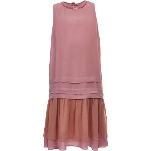 Платье  для девочки Gulliver. Цвет: розовый