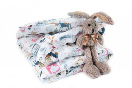 Одеяло  Лошадки 110х140 см Daisy