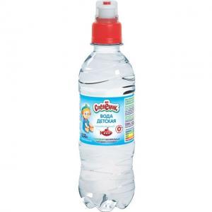 Вода  Негазированная, 330 мл, 1 шт Спеленок