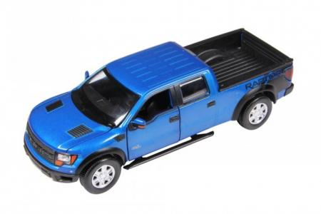 Машинка Ford F-150 SVT Raptor 1:34 Автопанорама