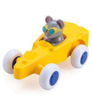 Машинка-сыр с Мышкой Vikingtoys