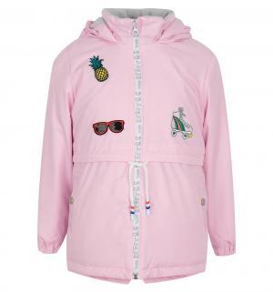 Куртка  Зина, цвет: розовый Batik