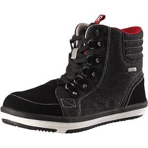 Ботинки  Wetter Jeans tec Reima. Цвет: черный