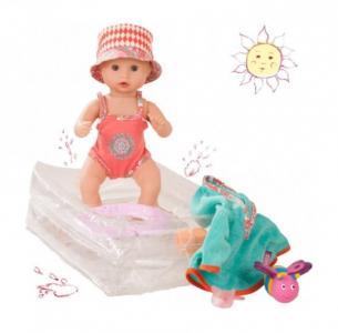 Кукла Аквини девочка с пляжными аксессуарами 33 см Gotz