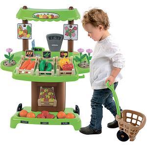 Магазин на колесах Ecoiffier Органические продукты écoiffier