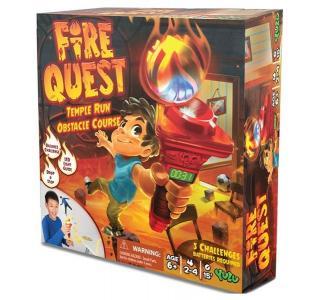 Настольная игра  Огневой квест Yulu