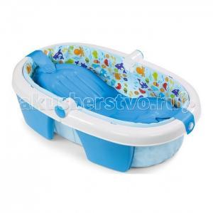 Детская ванна складная Foldaway Baby Bath Summer Infant