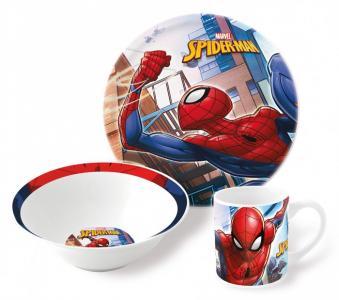 Набор посуды керамической Человек-паук Улицы (3 предмета) Stor