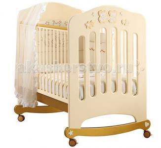 Детская кроватка  Prestige Magic качалка Pali