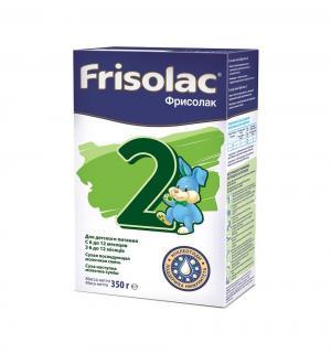 Заменитель молока  Фрисолак 2 с 6 месяцев, 350 г Friso
