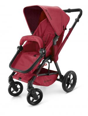 Коляска 3 в 1  Wanderer Mobility Set, цвет: ruby red 2015 Concord