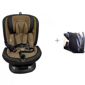 Автокресло  BH012319i Isofix с защитой спинки сидения Russia Автомалыш Kenga
