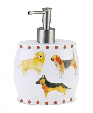 Дозатор для жидкого мыла Dogs on Parade Avanti