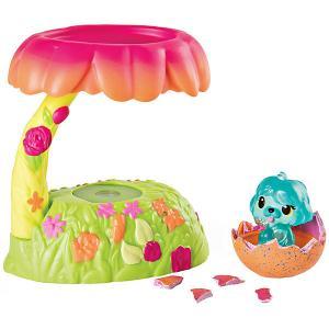 Игровой набор  Hatchimals Домик-гнездо Сад, со светом Spin Master
