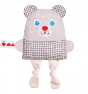 Развивающая игрушка  Доктор Мякиш Мишка кроха 10 см Мякиши