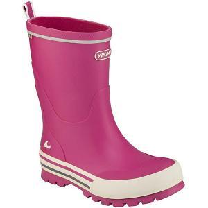 Резиновые сапоги JOLLY Viking для девочки. Цвет: розовый