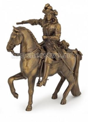 Игровая реалистичная фигурка Людовик XIV на коне Papo