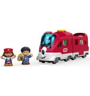 Игровой набор  Вежливые пассажиры Little People