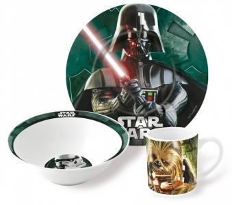 Набор посуды керамической Звездные Войны Реальность (3 предмета) Stor
